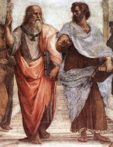 philo aristote platon