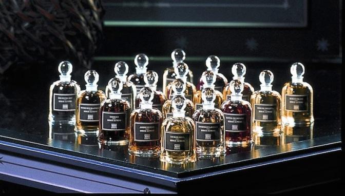 Philothérapie : Article n°46 : Serge Lutens : Artiste parfumeur ou représentant d'un art contemporain fertile